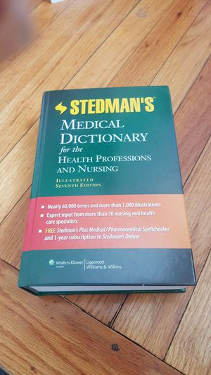 Medical Dictionary for Sale in Grosse Pointe Farms, MI