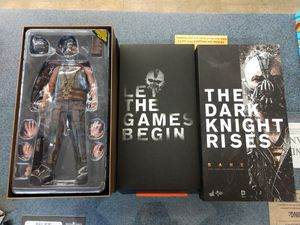 Hot Toys Collectibles The Dark Knight Rises Bane for Sale in Barberton, OH