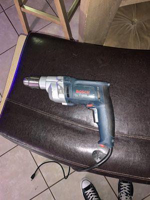 Bosch Power Tools High Torque Drill for Sale in Deerfield Beach, FL