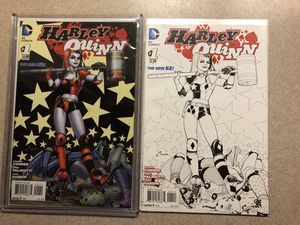 Full run of both series Harley Quinn DC New52 and Batman Adventures for Sale in Winter Park, FL