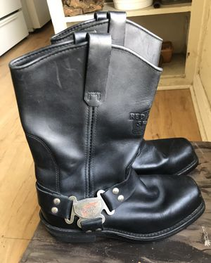 Redwing Boots 969 Motorcycle Boots USA 7 for Sale in Long Beach, CA