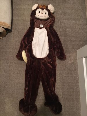 Children's Monkey Halloween Costume size 2T-3T for Sale in Elmhurst, IL