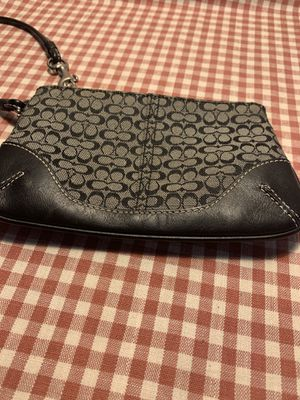 Coach Coin Purse Black for Sale in King of Prussia, PA