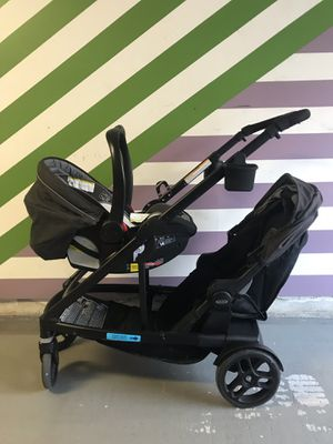 Graco UNO2DUO stroller for Sale in Jersey City, NJ