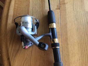 Ultralight fishing rod ,and Bill Dance reel for Sale in Ocoee, FL