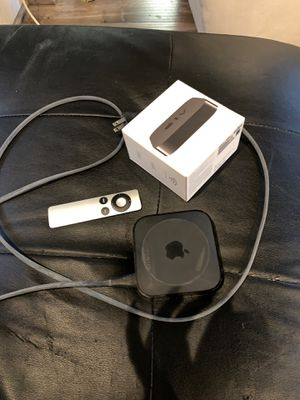 Barely used Apple TV for Sale in Grand Terrace, CA