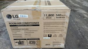 LG Air Conditioner for Sale in Lake City, MI