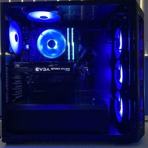 CUSTOM GAMING PC i5 9400F (9th Generation) 16gb Ram,EVGA 1070 GeForce Gtx FTW 8gb. for Sale in Miami, FL