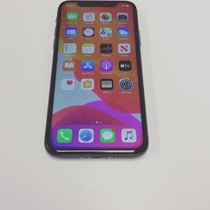 iPhone X 256GB Unlocked (Black) for Sale in Orlando, FL