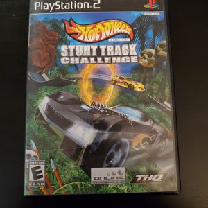 Hot Wheels Stunt Track Challenge PlayStation 2 PS2 for Sale in Mesa, AZ