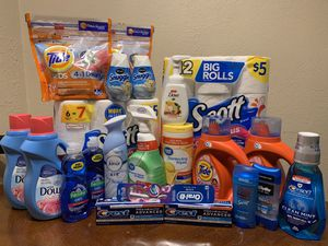 Household Essentials Bundle for Sale in Swansea, IL