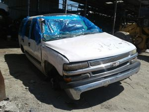 2001 CHEVY TAHOE --- PARTS FOR SALE /// PARTES SOLAMENTE #7547 for Sale in Mesquite, TX
