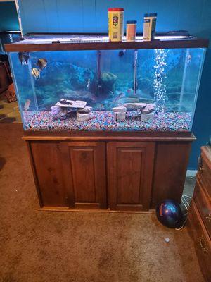 90 gallon fish tank for Sale in Cincinnati, OH