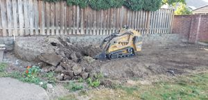 Landscape, mini skid steer for Sale in Hillsboro, OR