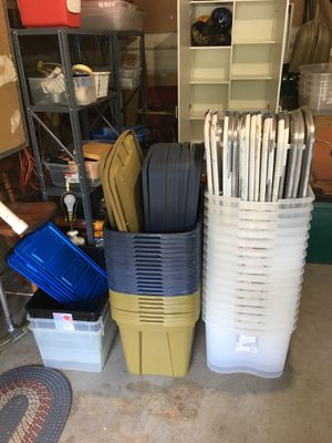 Storage Bins for Sale in Herndon, VA