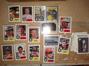 Maxx race cards NASCAR vintage collectible trading cards excellent condition rare for Sale in Tempe, AZ