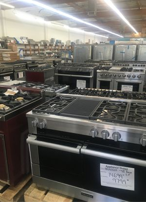 High-end luxury appliances —save up to 40% off retail for Sale in Los Angeles, CA