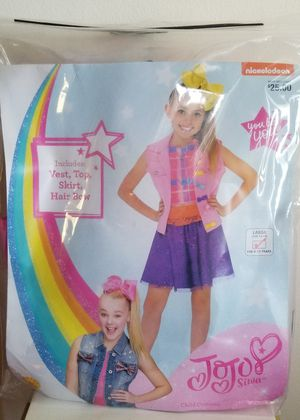 Child Costume JOJO siwa 💕 for Sale in Glendale Heights, IL