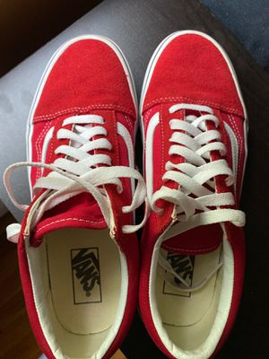 Vans size 8.5 for Sale in Boston, MA