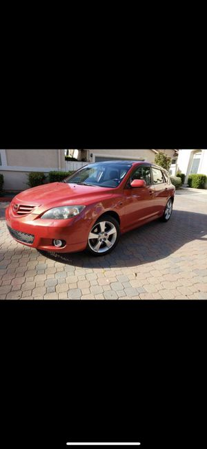 Mazda 3 hatchback for Sale in San Diego, CA