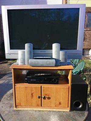 Panasonic and LG Home theater system for Sale in Washington, DC