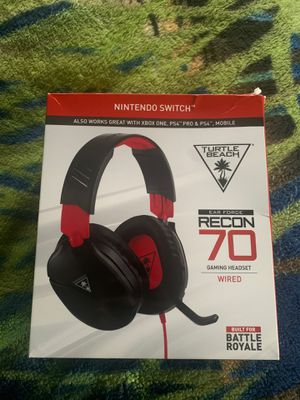 Recon 70 turtles beaches headset for Sale in Dinuba, CA