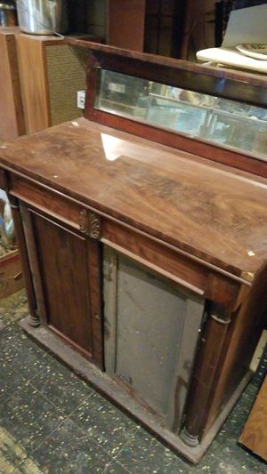 Bathroom vessel base, antique cabinet project for Sale in Vista, CA