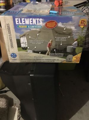 Two covers for camper trailers $45 for Sale in Mesquite, TX
