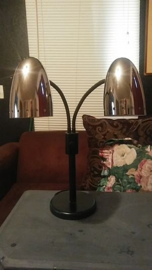 Chrome double lamp for Sale in Los Angeles, CA
