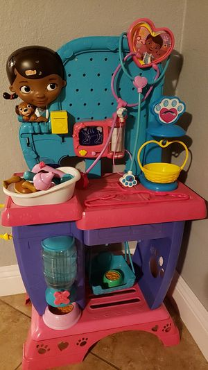 DocMcstuffins for Sale in Spring Valley, CA
