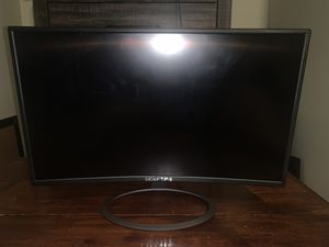 """Sceptre 1080p 75htz 24"""" gaming monitor for Sale in Tallahassee, FL"""