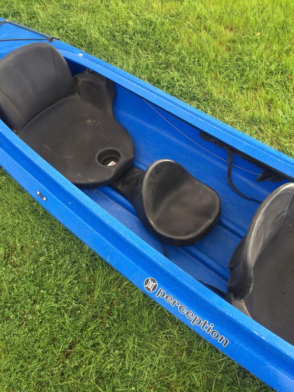 Perception Aurora 16' tandem kayak for Sale in Mesa, AZ - OfferUp