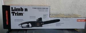 NEW Remington electric chainsaw for Sale in Bellflower, CA