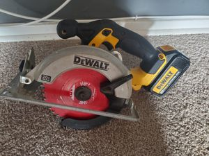 .dewalt 20 volt for Sale in Falls Church, VA