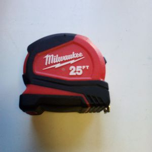 Milwaukee Measuring Tape for Sale in Modesto, CA