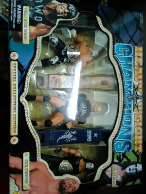 Wcw Heavyweight Champions Special Collectors Edition for Sale in Chicago, IL