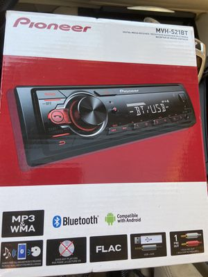Pioneer much-s21bt for Sale in Oak Ridge, TN
