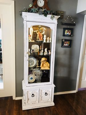 Antique cabinet . for Sale in NEW PRT RCHY, FL