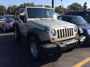 2008 Jeep Wrangler for Sale in Cleveland, OH