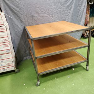 heavy duty merchandise display table for Sale in Tampa, FL