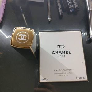 Chanel No 5 Travel Perfume for Sale in Rockville, MD