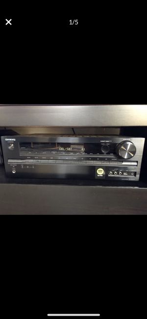 Onkyo NR535 Receiver for Sale in Mountain View, CA