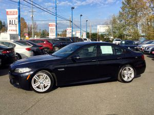 2015 BMW 5 Series for Sale in Everett, WA