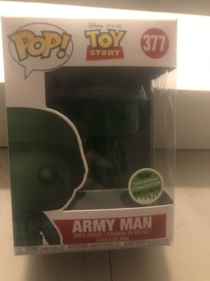 Army man for Sale in Los Angeles, CA