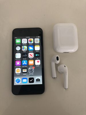 iPod Touch Bundle for Sale in Haines City, FL