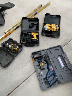 Assorted tools for Sale in Las Vegas, NV