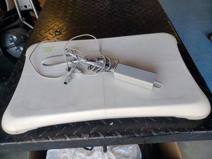 Wii fit board for Sale in Antioch, CA