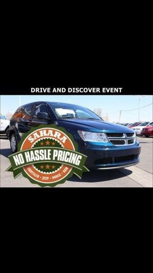 2015 Dodge Journey FWD American Value Pkg for Sale in Las Vegas, NV