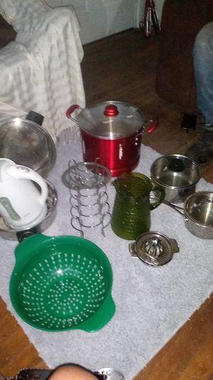 Kitchen ware for Sale in San Antonio, TX
