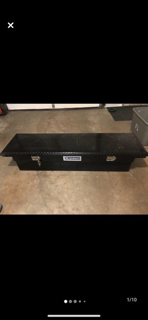 Tool box for full size truck for Sale in Cockeysville, MD